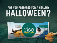 Rise Bar // Halloween Email Campaign