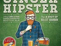 Ginger Hipster