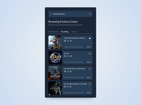 Daily UI 022 Search