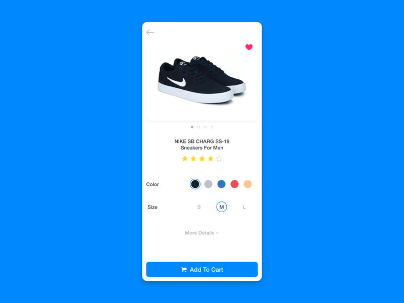 Daily UI 033 Customize Product ecommerce product customizeproduct nike shoes app design mobile app userexperience uxdesign ux userinterfacedesign userinterface uidesigner uidesign ui daily100 dailyuichallange dailyui