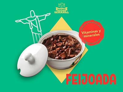 International Food brasil design vector illustration
