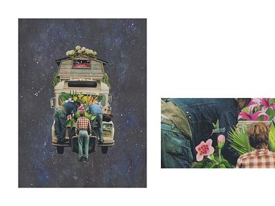 Collage <3 cutandpaste collage