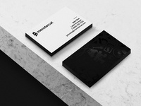 Monstercat Business Cards