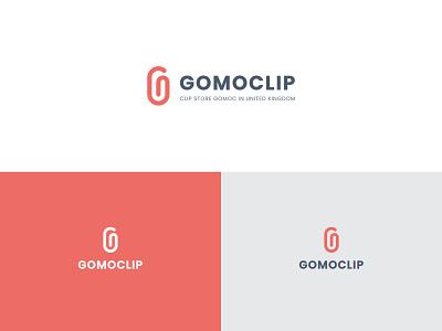 Gomoclip Logo Design glogo logodesign