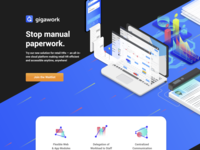 Landing Page | Graphic