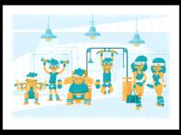 Gym.duze