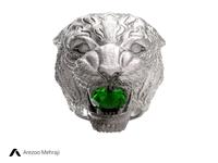 lion & emerald