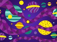 Universe : carpet designing