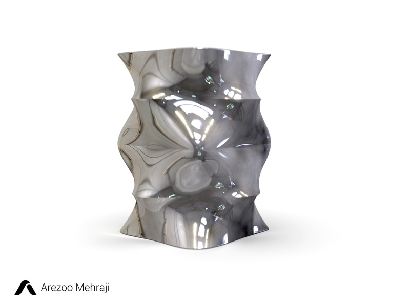 deformable chair parametric 3dmodeling fashion rhinoceros designer keyshot rendering modeling product design 3d