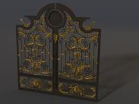 DOOR 3D MODELING