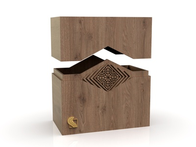 TARISHE ( BOX DESIGN )