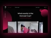 Koncept Cup Visuals