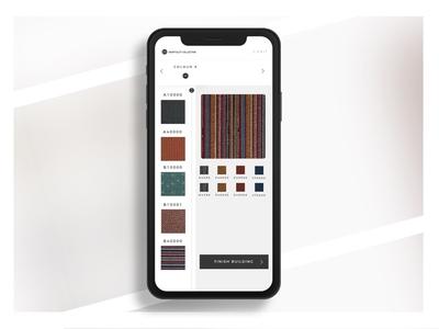 Crucial Trading Hospitality Builder graphic design web design design web responsive mobile user experience ux ui