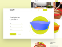 Spark eCommerce Website