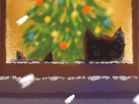 Christmas Cats