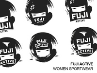 Fuji - Logo research