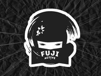 Fuji - Sticker