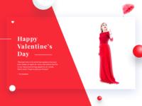 Happy Valentine's Day Dribbble ❤️