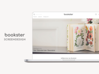 Bookster Project