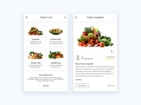 Healthy food-ordering apps
