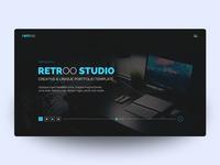 Retroo Studio Black