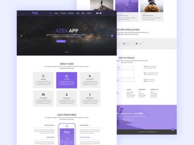 Azex App Temaple