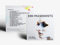 Music Cover for Ein-Mashiniste