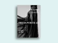 Dress Portrait Poster