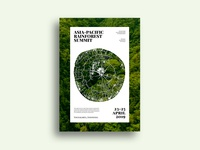 Rainforest Summit Poster
