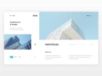 AR & DE : UI Design Trend