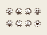 Pão Real: Bakery Icons for the Packaging