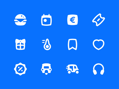 Tuk-Tuk tour Vol. 2: App icons