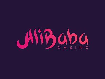 Alibaba Casino: Branding animation arabic arabian nights alibaba circular grid grid logo branding