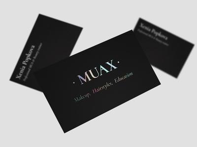 MUAX: Business Card
