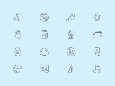 Tender Icons: Pet Shop Vol. 3