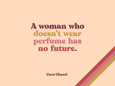 Perfume Quote women coco chanel chanel quotes quote design quote smell scent perfumery perfume