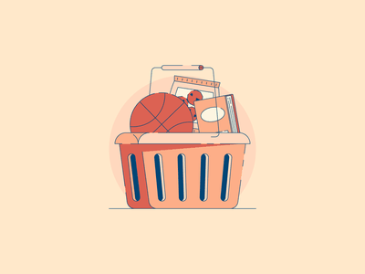 Impulse Shopping buy basketball store shopping basket spend shop basket purchase shopping