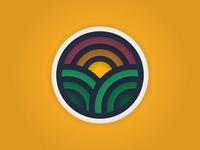 Sunset Farm Logo