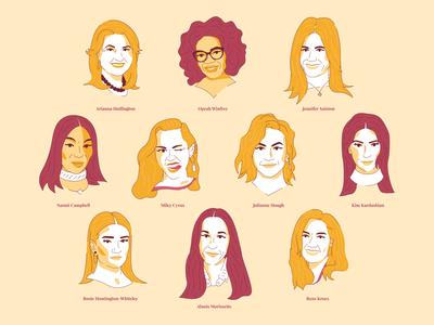 Pop Culture Women