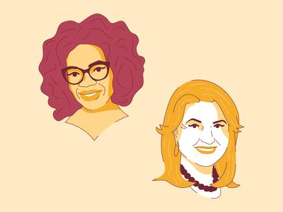 Oprah & Arianna