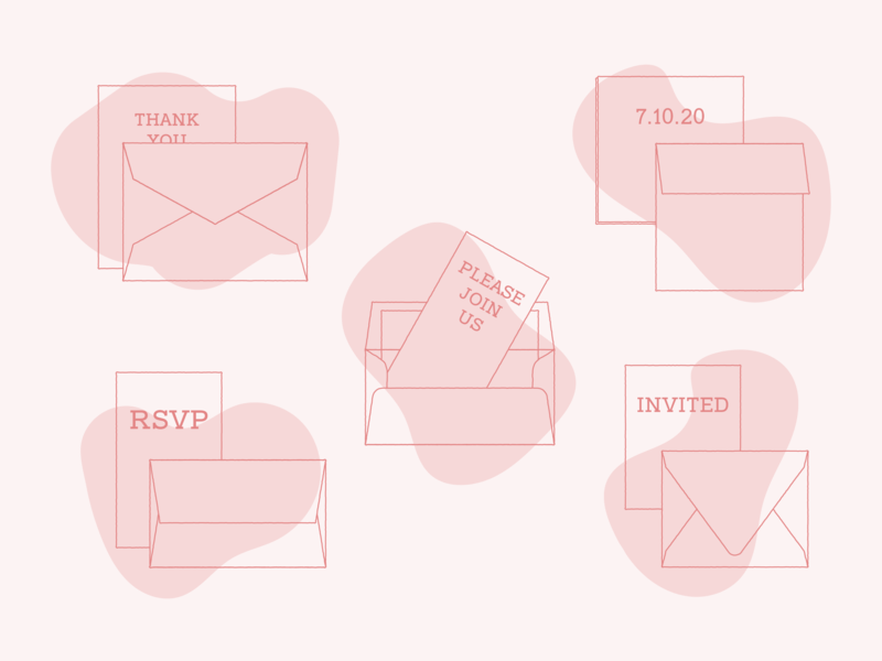 Envelope Sizes thank you rsvp married invite invitation wedding invitation wedding invite wedding card wedding envelope