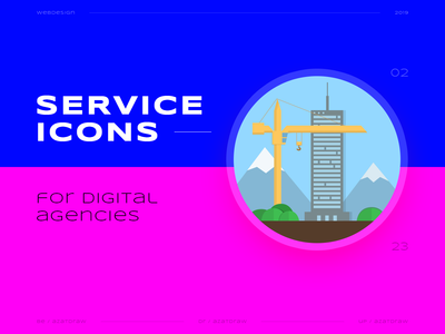 Service icons №2