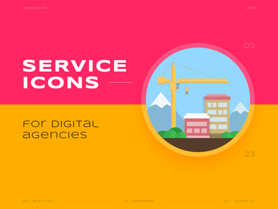 Service icons №5