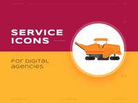 Service icons №17