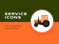 Service icons №19