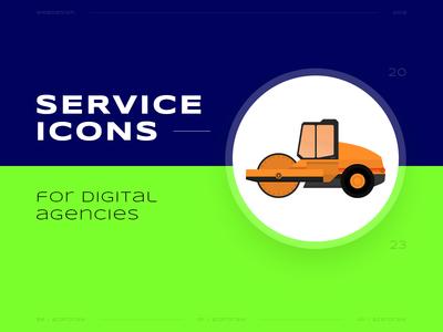 Service icons №20