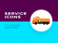 Service icons №21