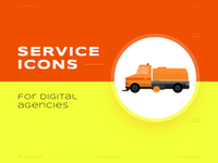 Service icons №22