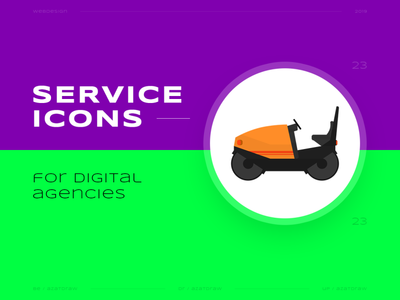 Service icons №23