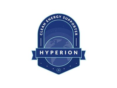 Clean Energy Badge